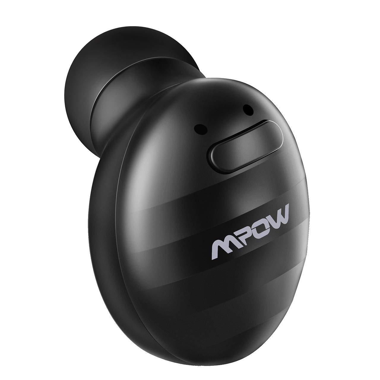 c1dfa1ab223 Mpow EM6 Bluetooth Earpiece, V4.1 Wireless Earbud with Mic, Single Mini  Bluetooth Earbud, Invisible Headphone with 6 Hour Playtime, Car Bluetooth  Headset ...