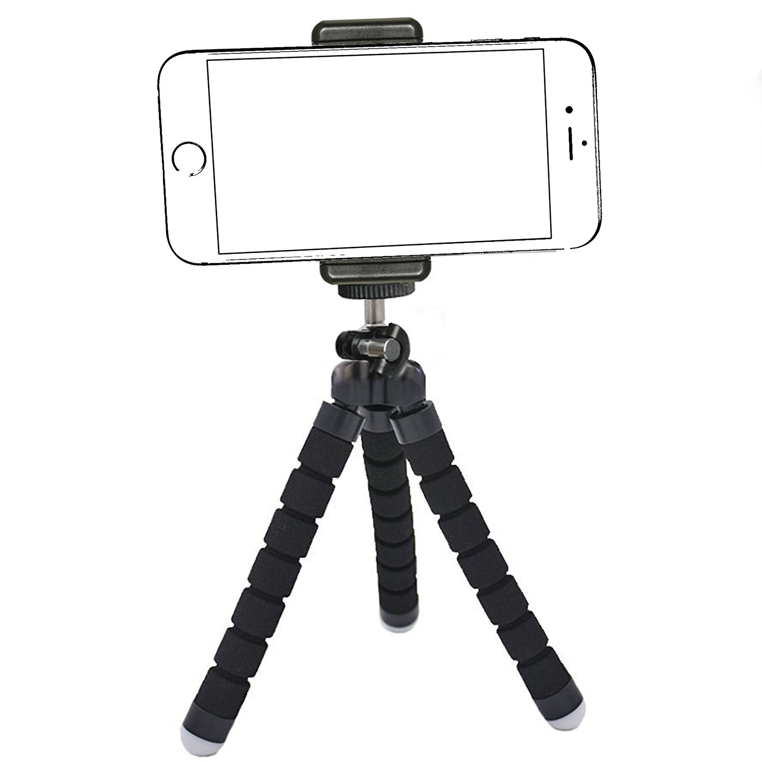 sports shoes a2051 1926a Ailun Phone Tripod,Tripod Mount/Stand,Phone Holder,Compatible iPhone ...