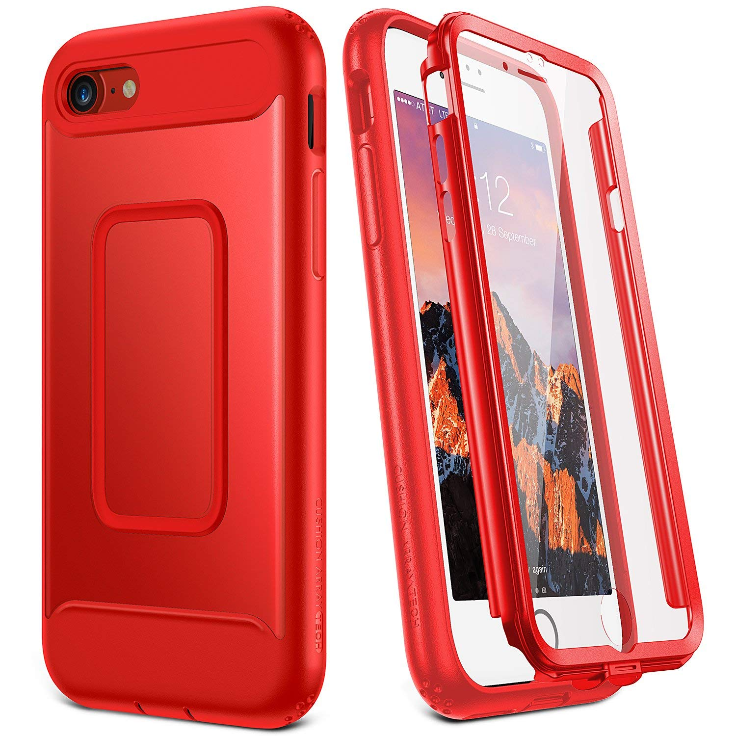 iphone 7 4.7 inch hard case shockproof full body cover