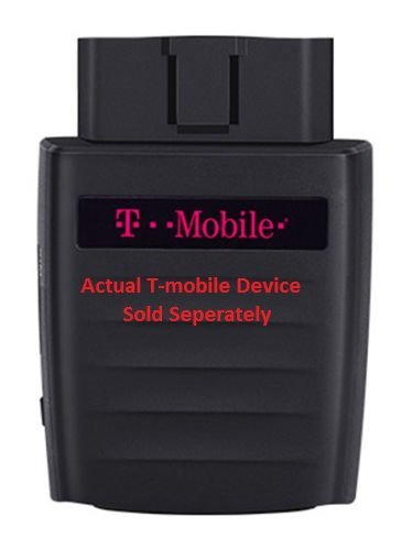OBD II LTE Wi-Fi Hotspot Device AC Adapter for T-Mobile SyncUp DRIVE