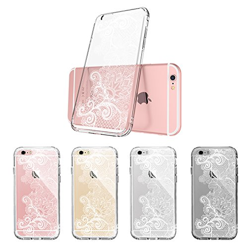 Mosnovo Iphone 6s Plus Caseiphone 6 Plus Clear Case White Henna