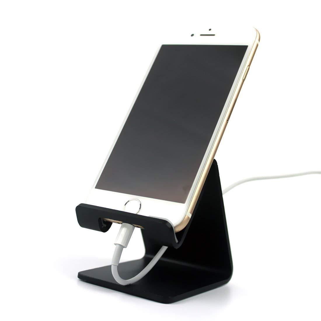 Cell Phone Stand Holder Tobeoneer Aluminum Desktop Solid
