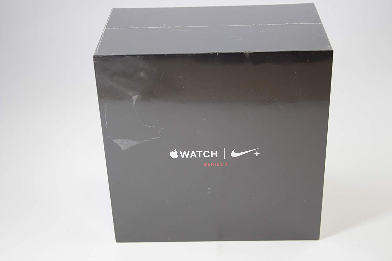 Condimento refrigerador Civilizar  Apple Watch Series 3 Nike+ - GPS+Cellular - Space Gray Aluminum Case with  Black/Pure Platinum Nike Sport Loop - 42mm - BIG nano - Best Shopping  Destination For Tech Lovers