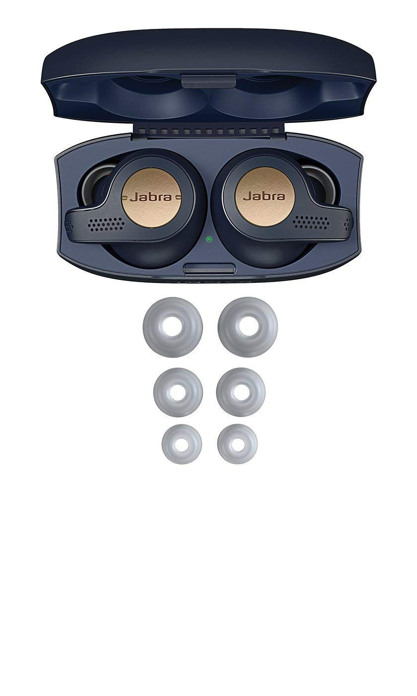 Jabra Elite Active 65t Alexa Enabled True Wireless Sports Earbuds With Charging Case Copper Blue Big Nano Best Shopping Destination For Tech Lovers