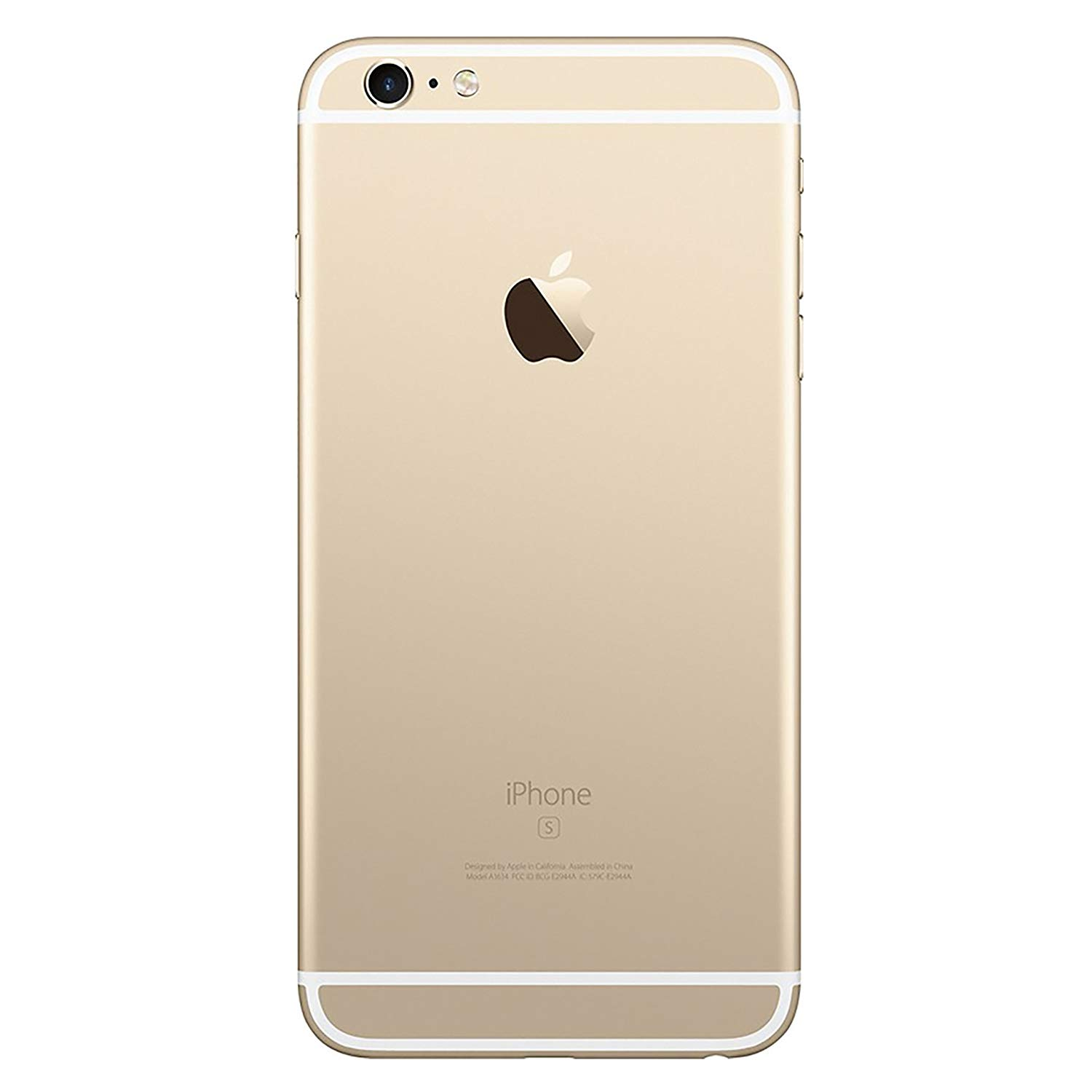 Apple iPhone 6s Plus, T-Mobile 128 GB, Gold (Locked to T ...