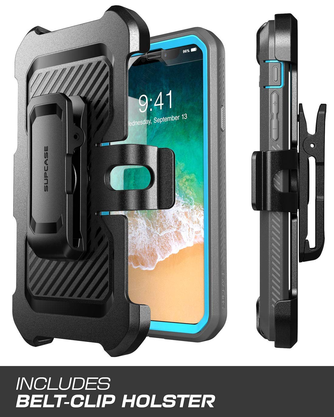 Iphone Xr Case Supcase Full Body Rugged Holster Case With