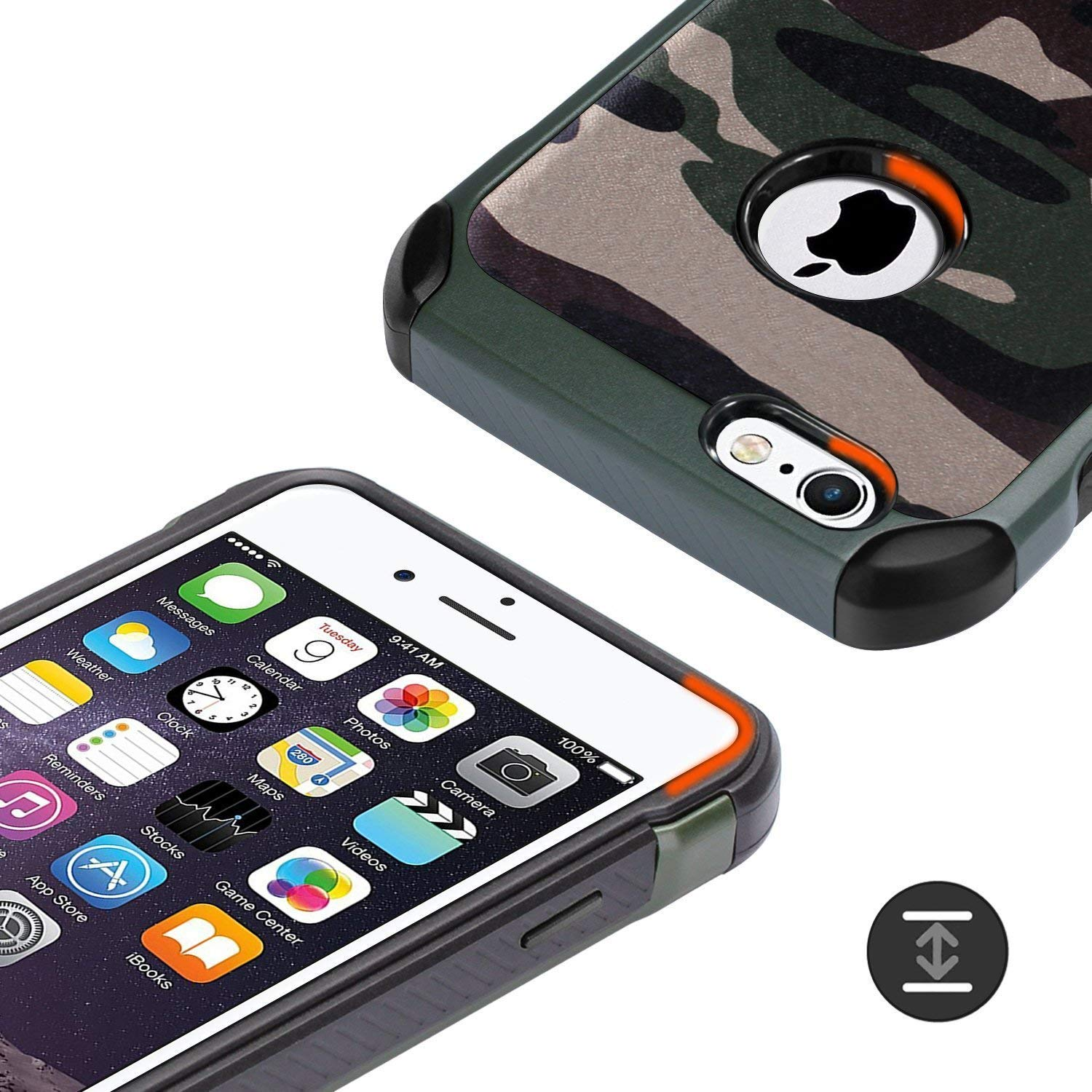 rugged iphone 6s case