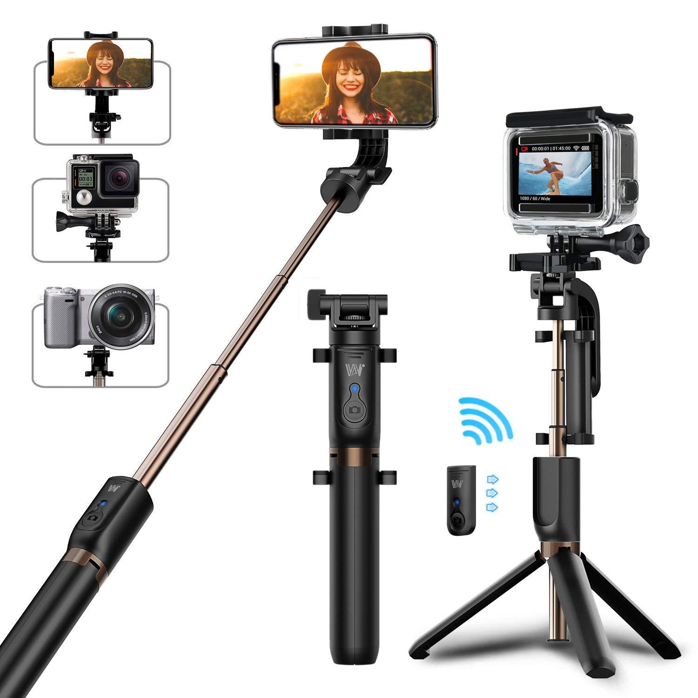 Selfie Stick Tripod Matone Bluetooth Selfie Stick With