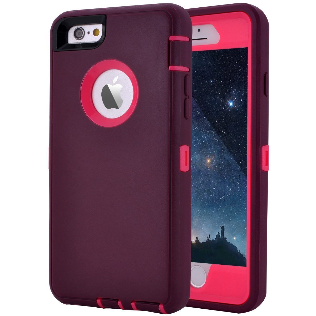 info for 7aefa 17065 MAXCURY iPhone 6 Case iPhone 6s Case Heavy Duty Shockproof Series Case for  iPhone 6/6S (4.7