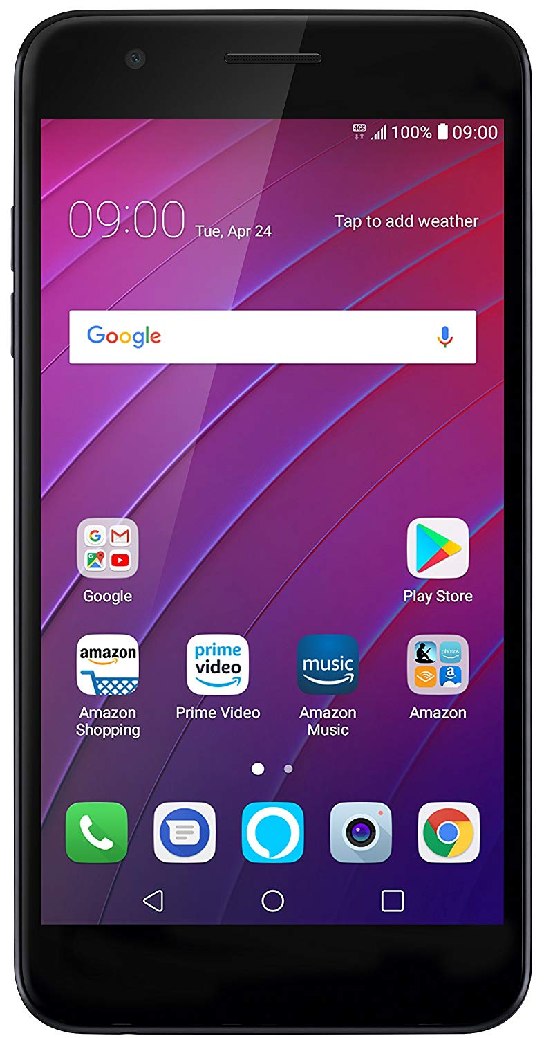 Lg K30 16 Gb Unlocked At T T Mobile Verizon Black Prime
